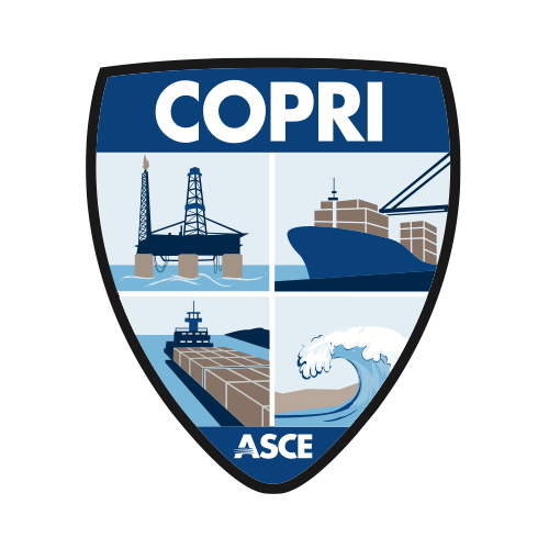 Coasts, Oceans, Ports & Rivers Institute Shield