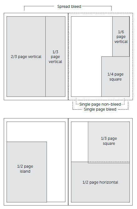 Specs sample layout